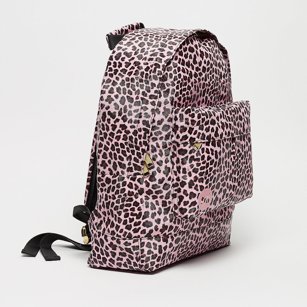 Mi-Pac Gold Backpack Cheetah pink