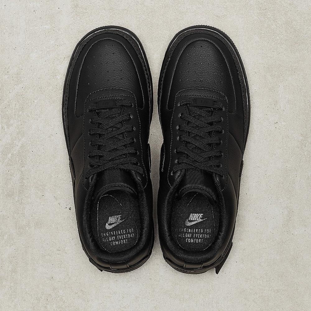 NIKE Air Force 1 Jester XX black/black-black