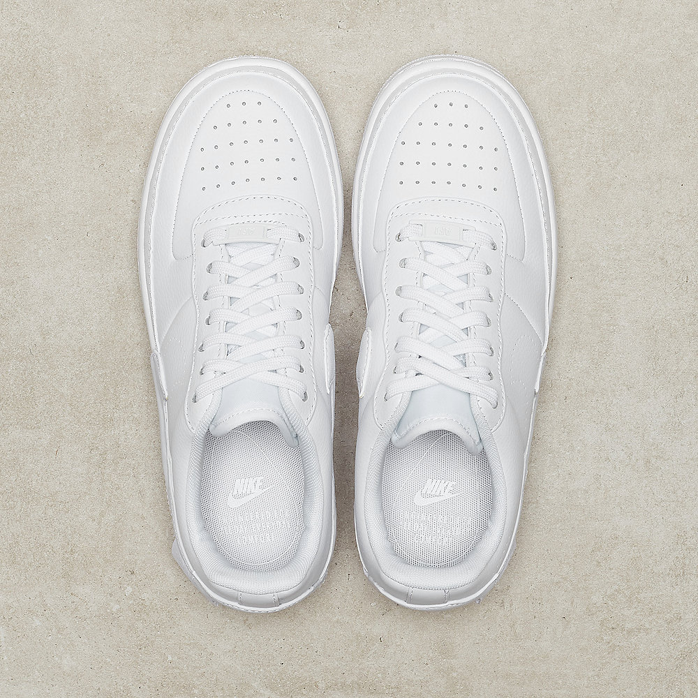 NIKE Air Force 1 Jester XX white/white-white