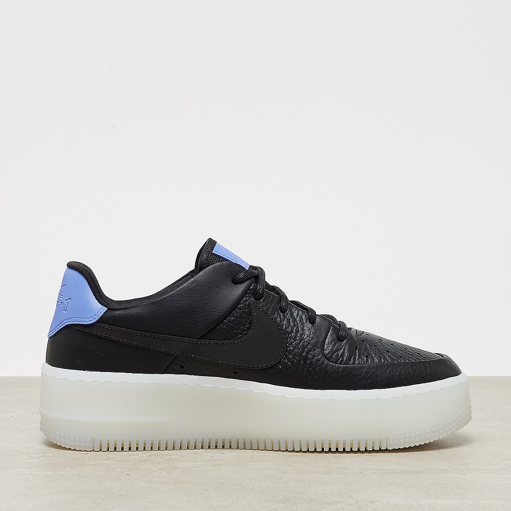NIKE Air Force 1 Sage Low black/royal pulse