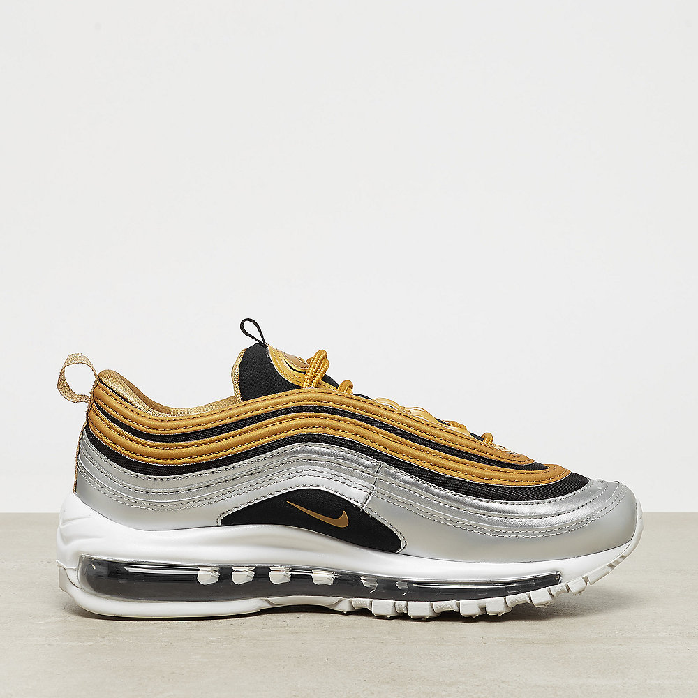 NIKE Air Max 97 SE metallic gold/metallic gold