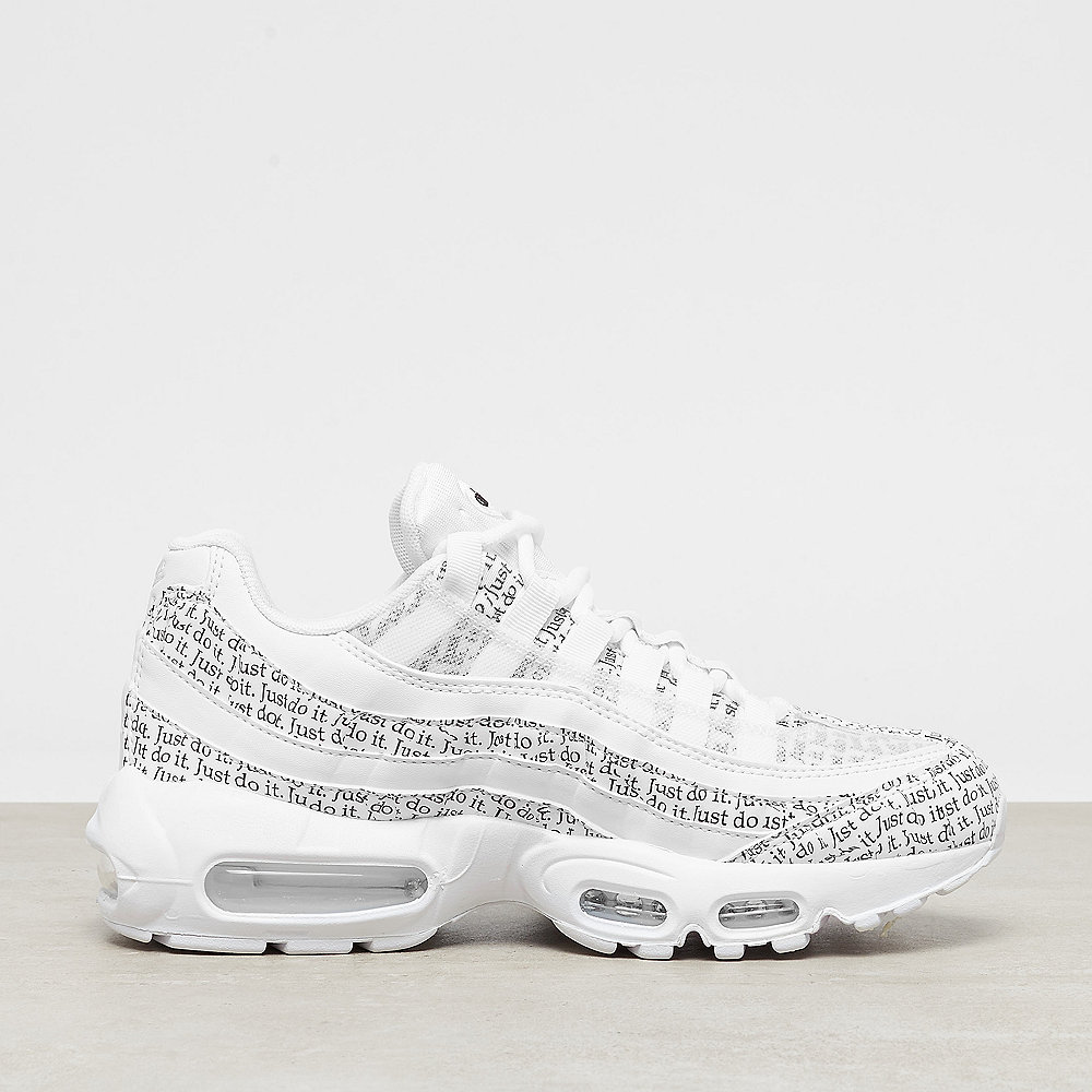 separation shoes 20cac 06936 ... top quality nike air max 95 se white white white black 18410 aff98