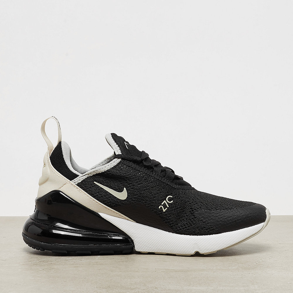 NIKE Air Max 270 black/light bone/light bone