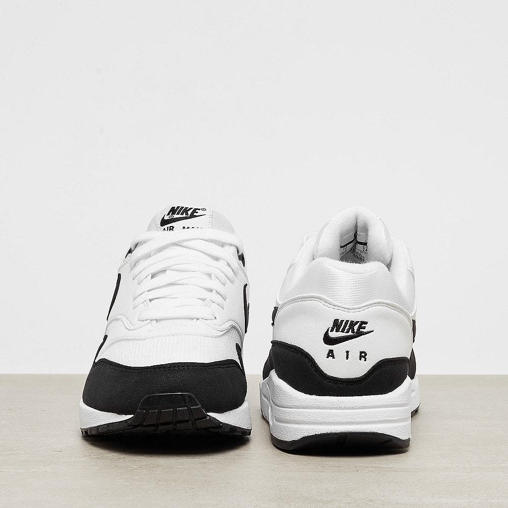 NIKE Air Max 1 white/black