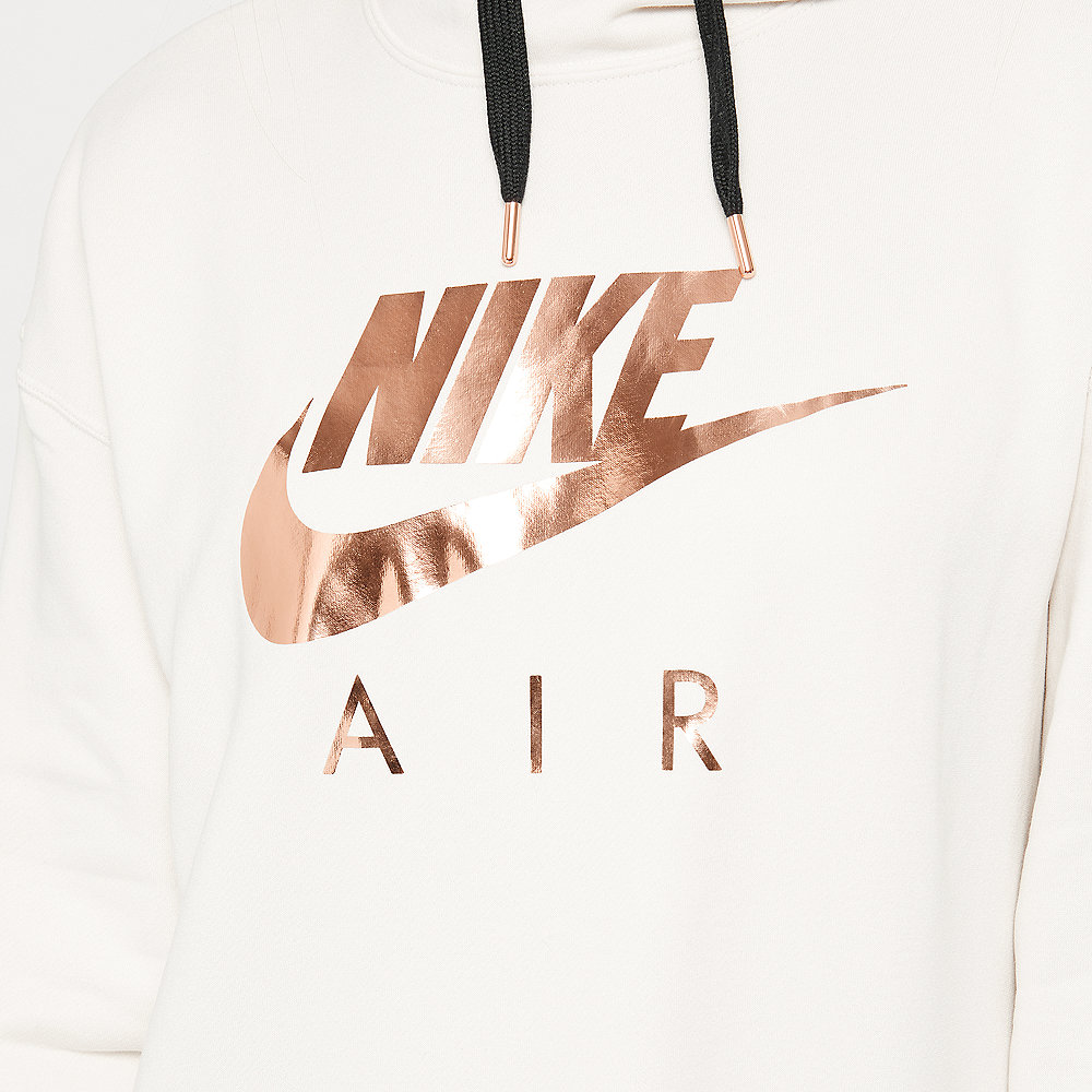 NIKE NSW Air Hoodie phantom/black