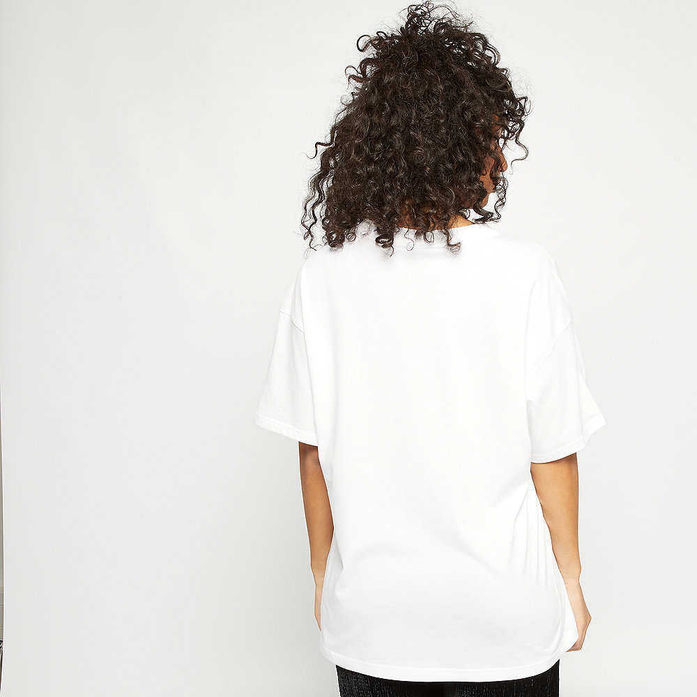 NIKE NSW Essential T-Shirt BF LBR white/black