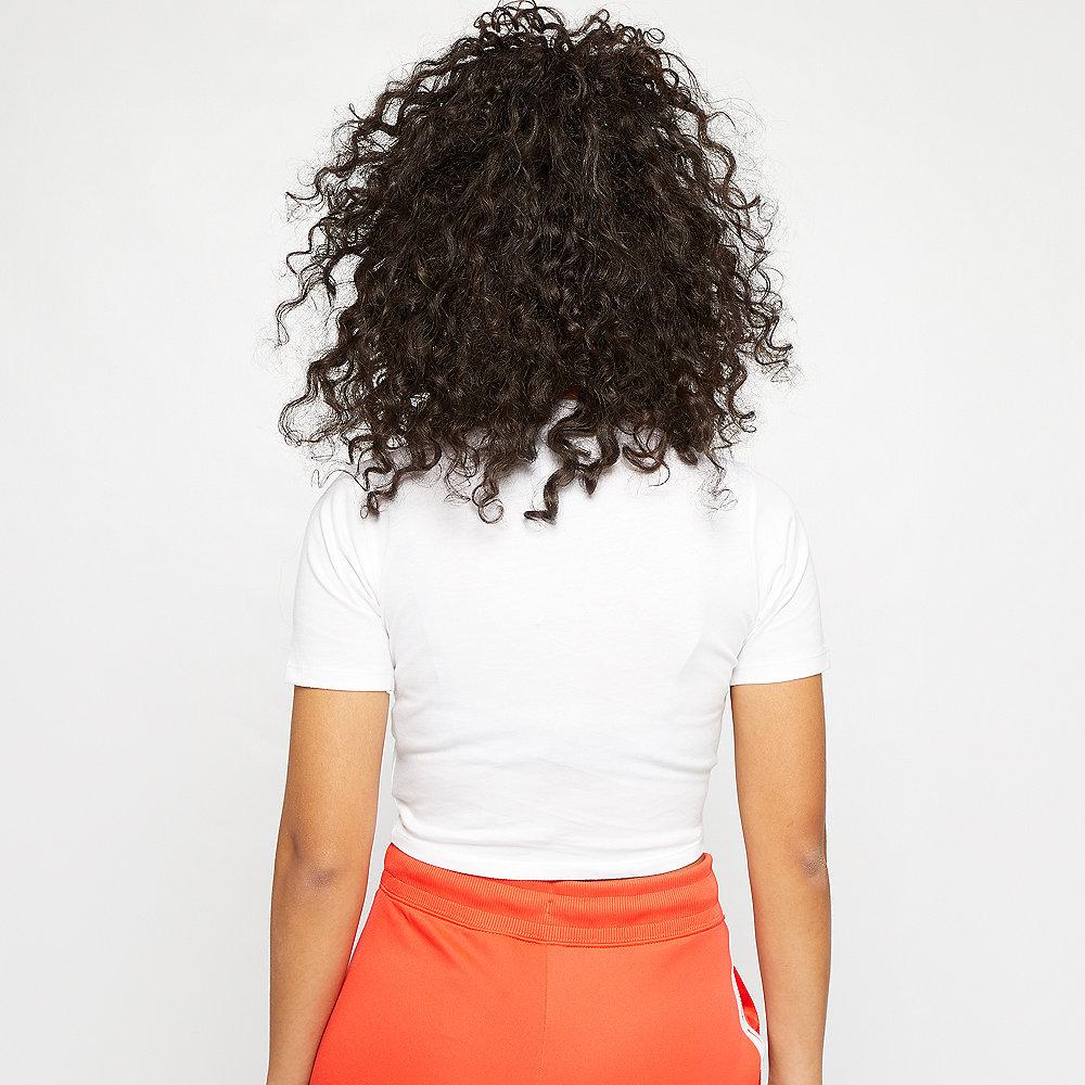 NIKE NSW Essential T-Shirt Crop GX white/black