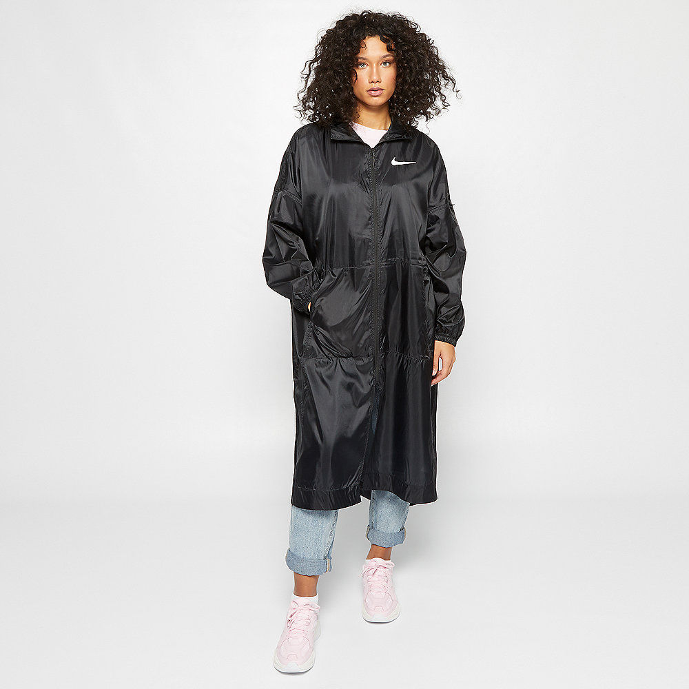 NIKE NSW Jacket Woven Swoosh black/white
