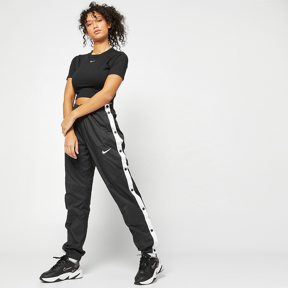 NIKE NSW Pant Popper black/white
