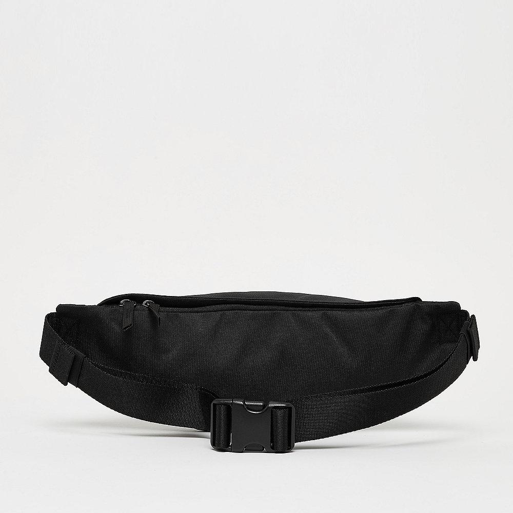 NIKE Nike Sportswear Heritage Hip Bag black/black/white