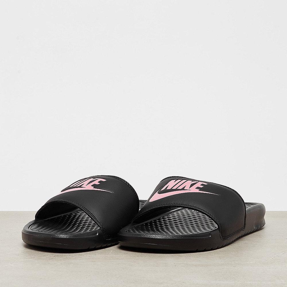 NIKE Women's Nike Benassi black/rose gold