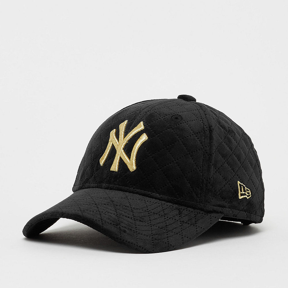 New Era Womens Winter Pack 9Forty NY Yankees black/gold