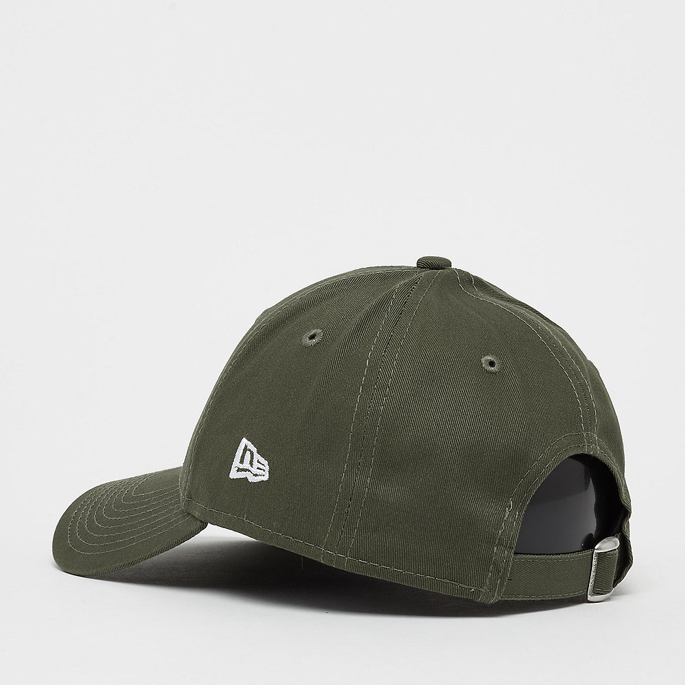 New Era Womens League Essential 9Forty LA Dodgers olive/optic white