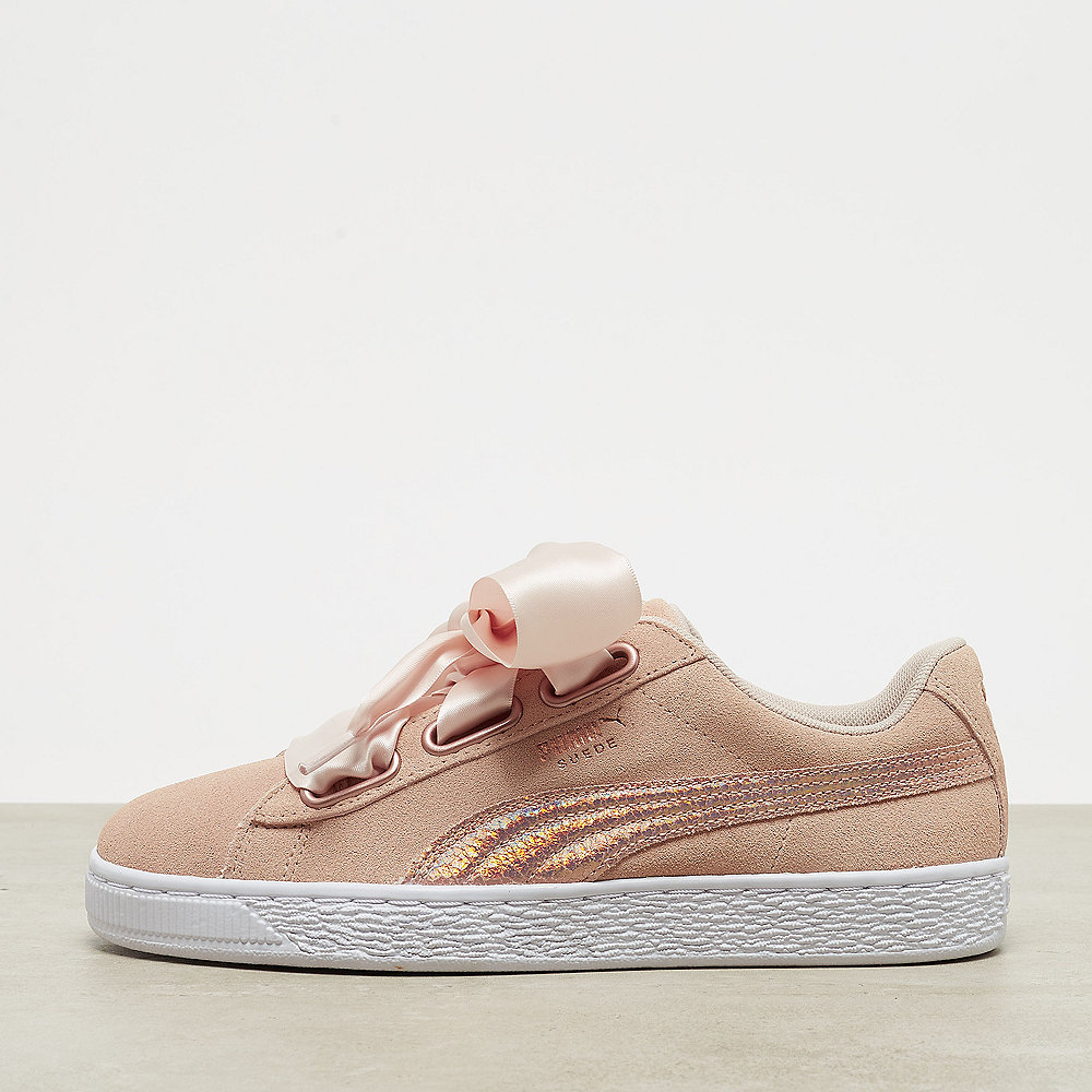 Puma Suede Heart LunaLux cream tan Am Billigsten Footlocker Günstig Online 3kODza6
