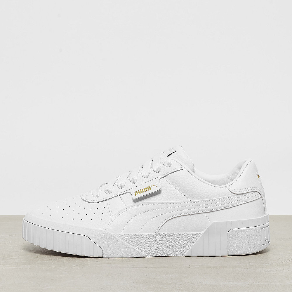 Puma Cali Wn's white/white