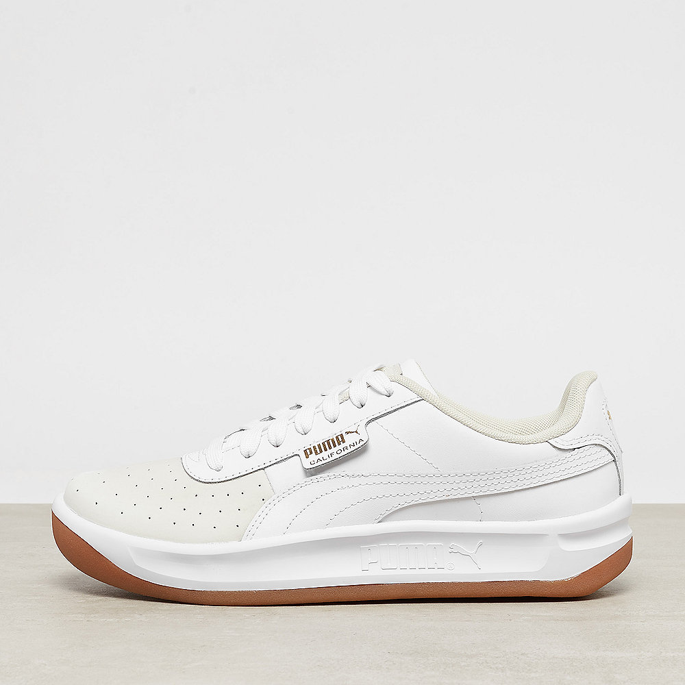 Puma California Exotic Wns white