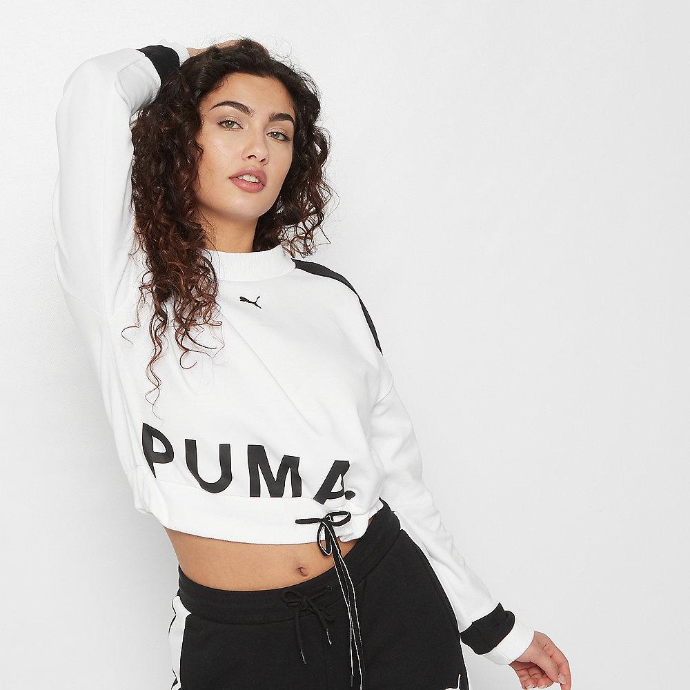 Puma Chase Crew white