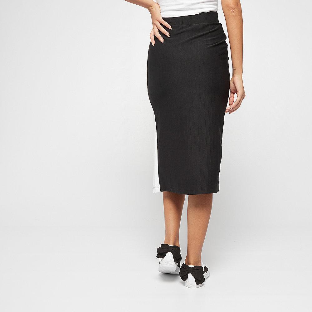 Puma Classics Rib Skirt black