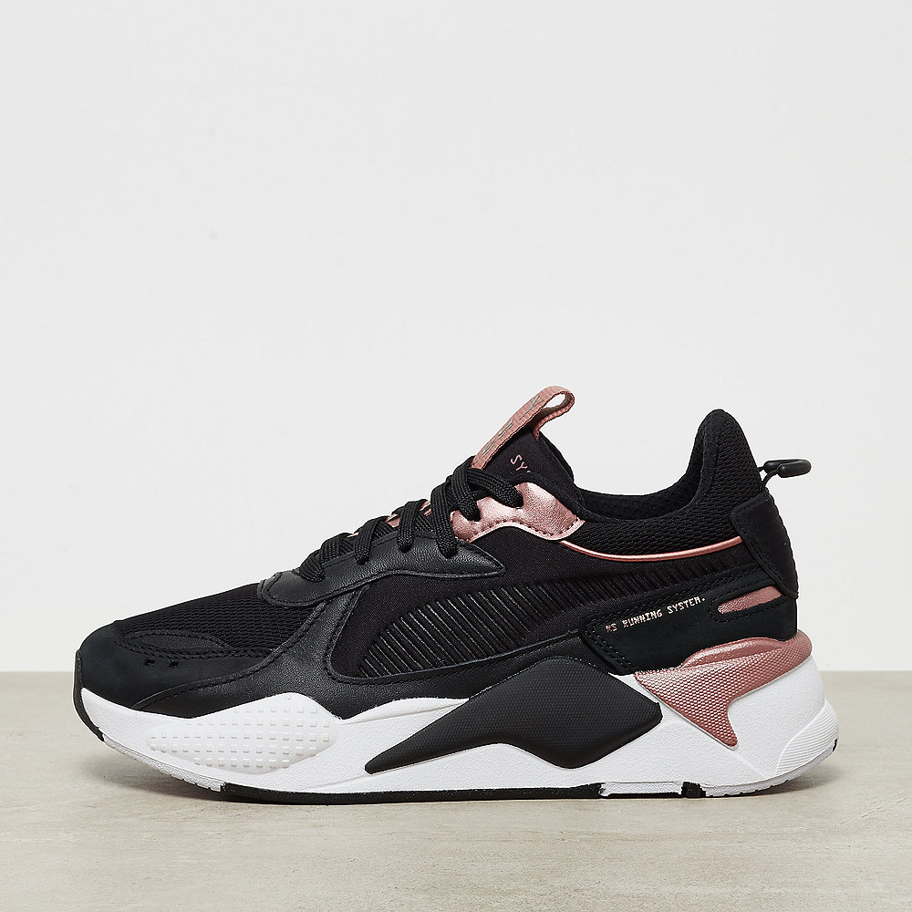 Puma RS-X Trophy black/rose-gold