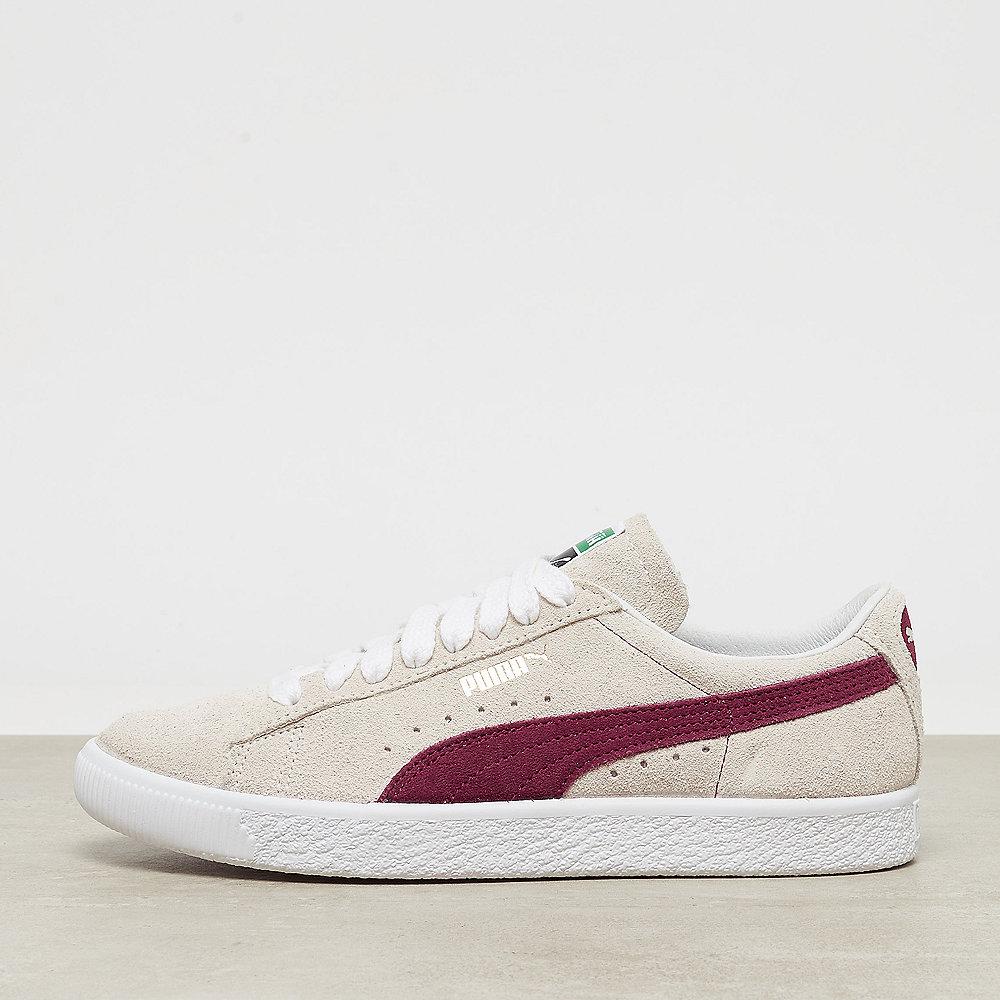 Puma Suede 90681 whisper white-pomegranate-puma white