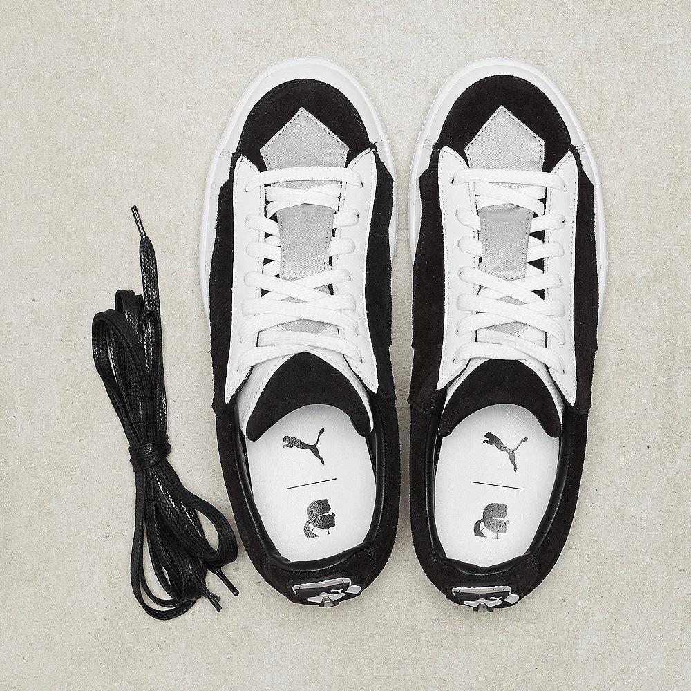 Puma Suede Classic x KARL 2 puma white-puma black