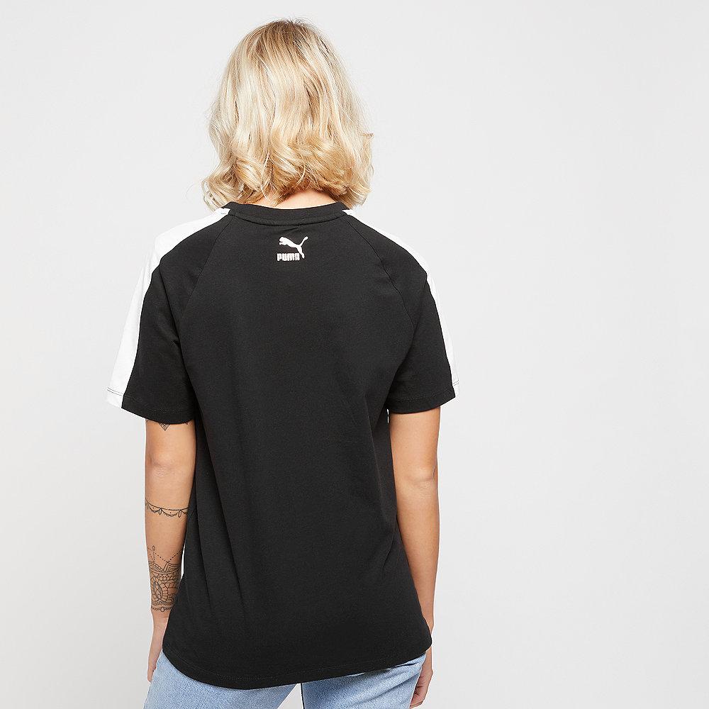Puma T7 Chains T-Shirt cotton black