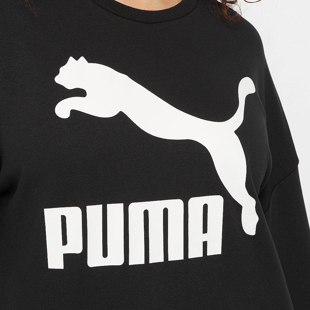 Puma TIVKA Crew Sweat black
