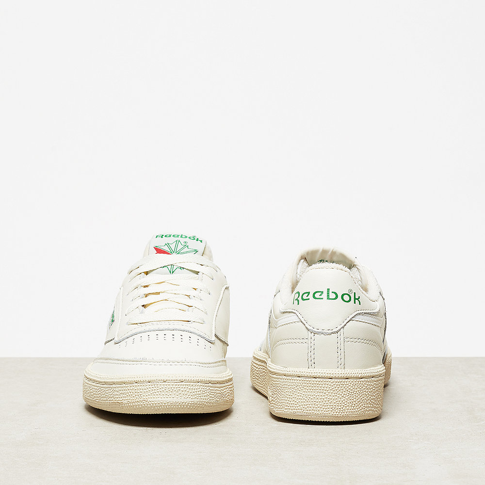Reebok Club C 85 Vintage chalk/glen green/paperwhite