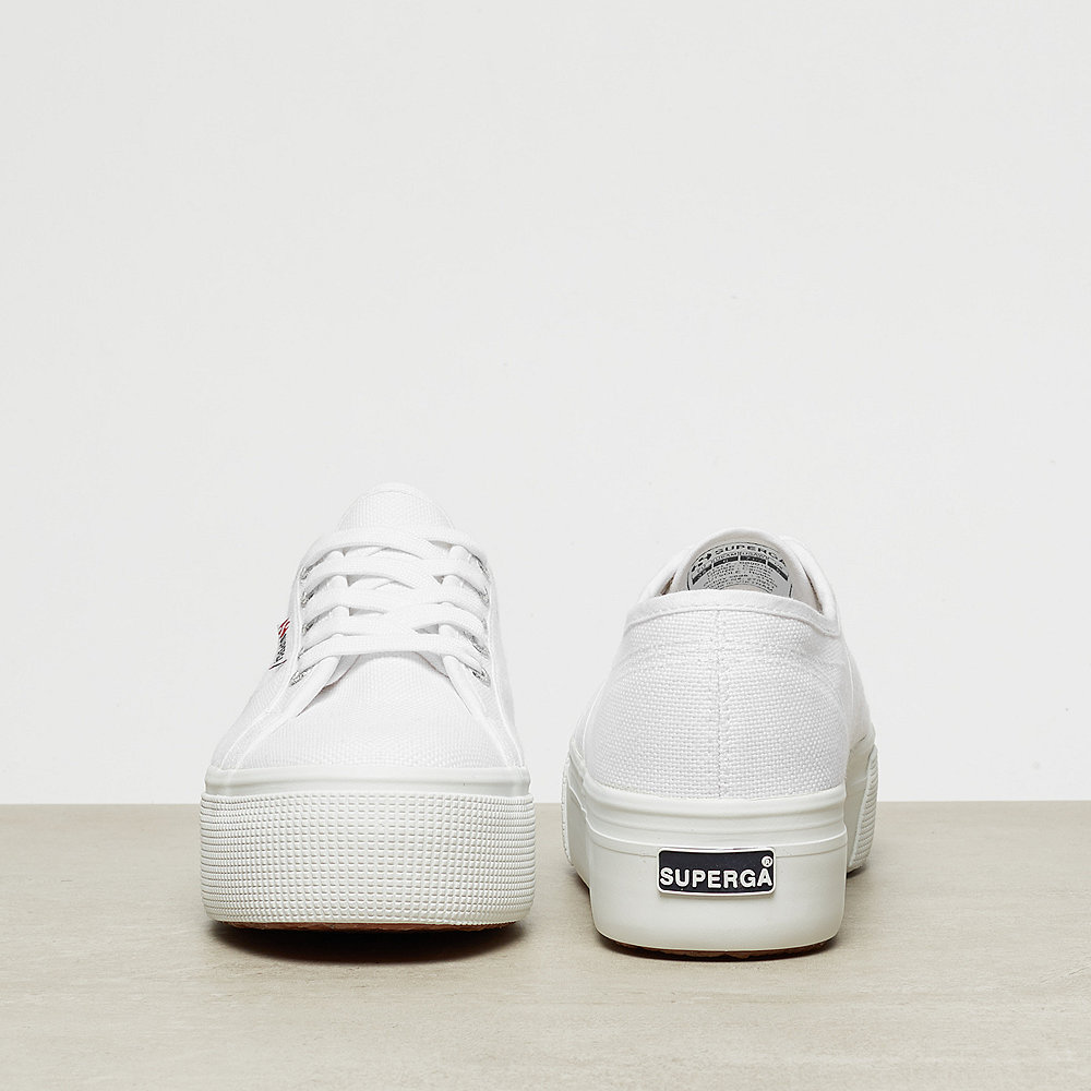 Superga 2790 Acot Linea Up & Down white