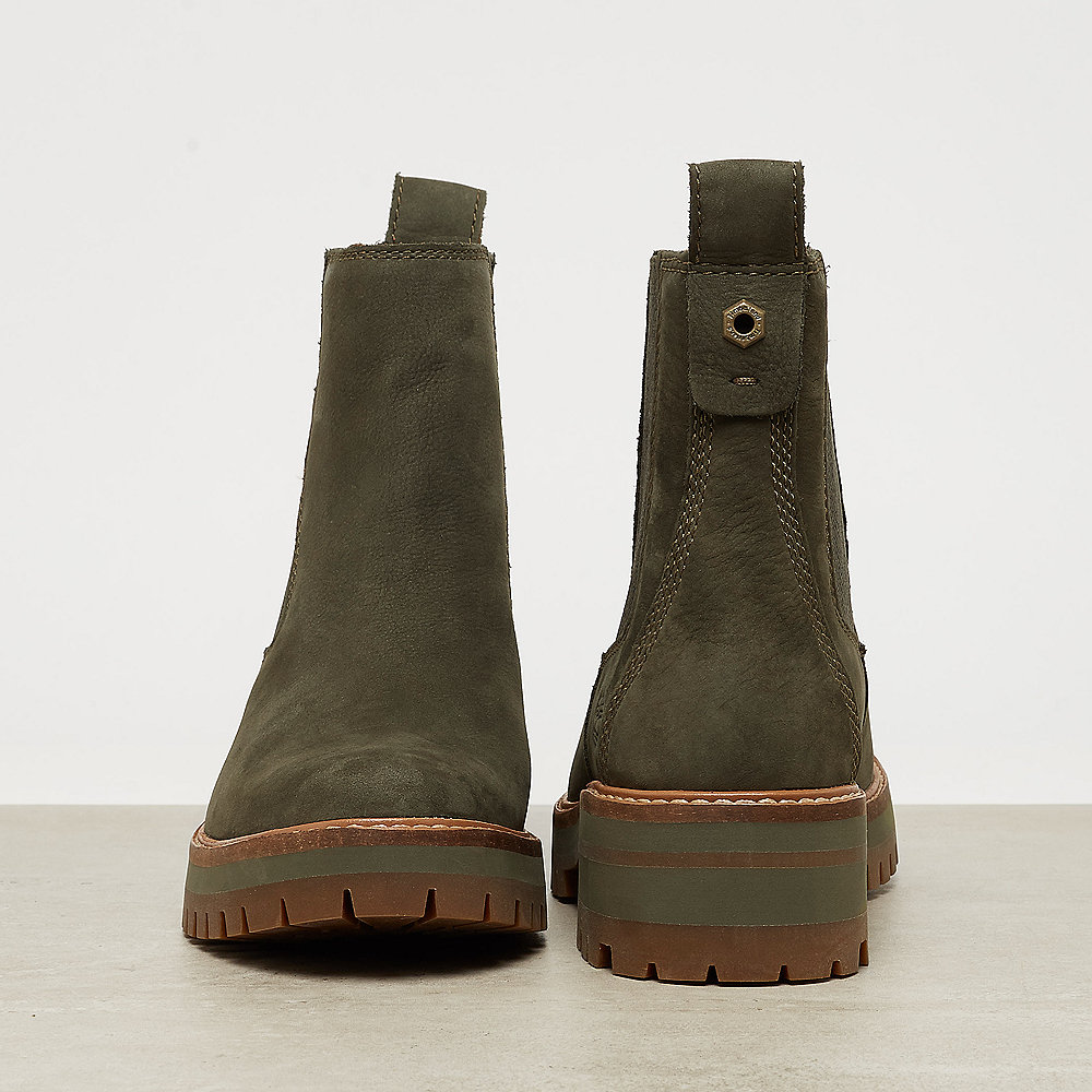Timberland Courmayeur Chelsea olive