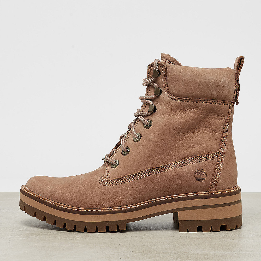 Timberland Courmayeur Valley Boot tawny brown