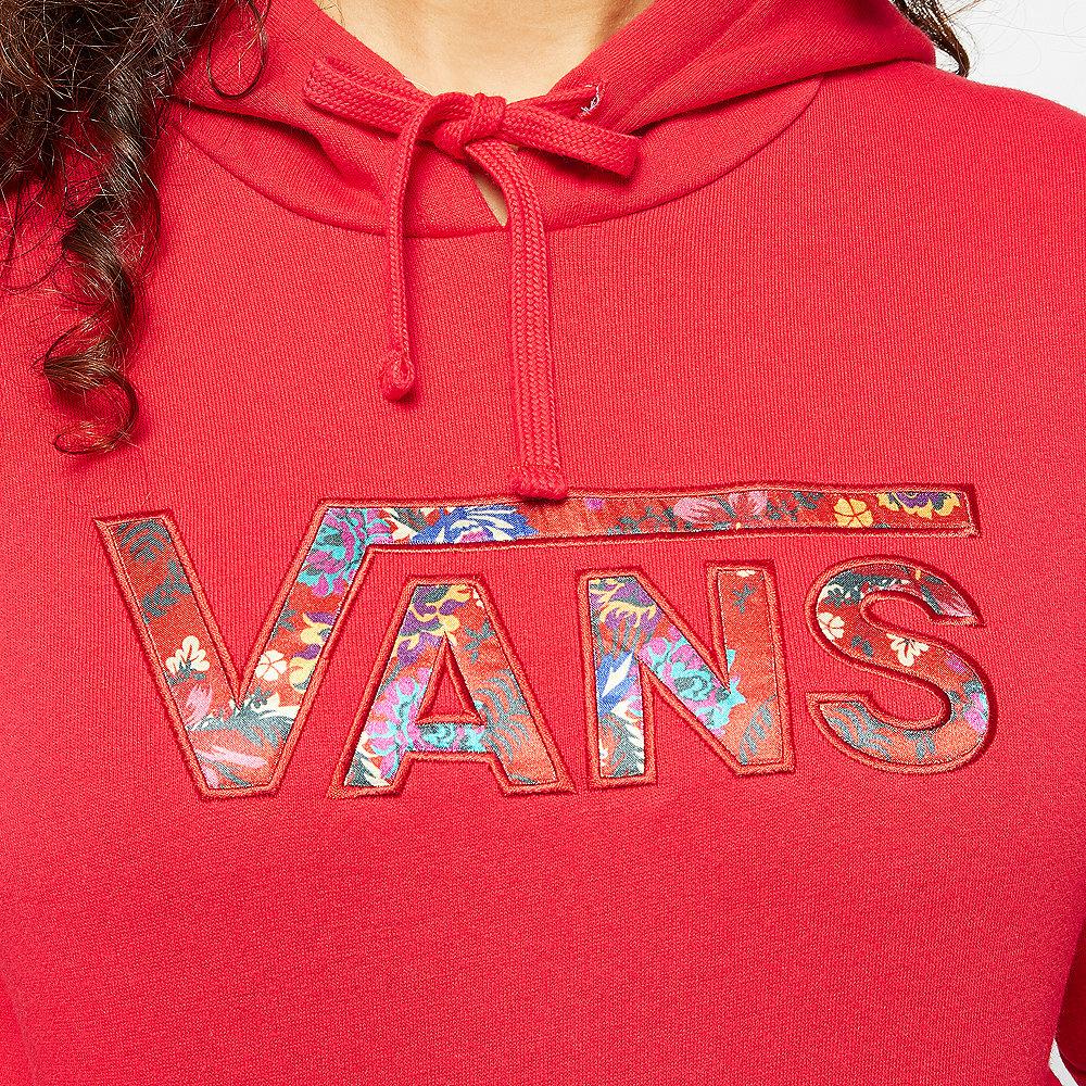 Vans Outshine Hoodie racing red