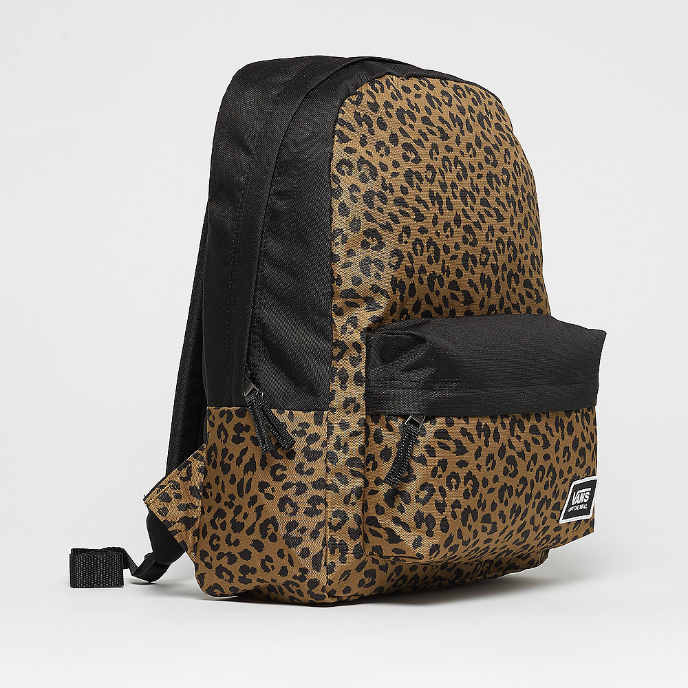 Vans Realm Classic Backpack leopard