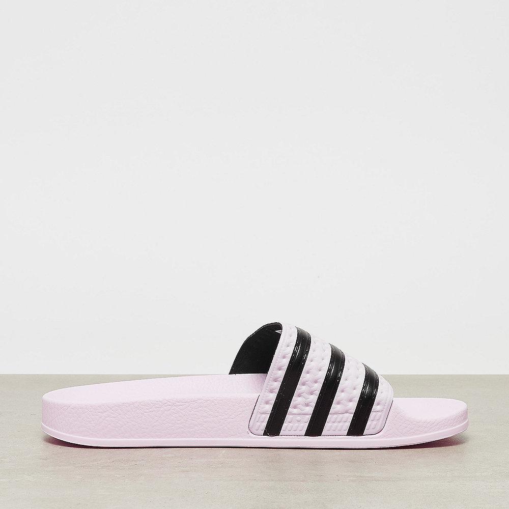 adidas Adilette W clear pink/clear pink/core black