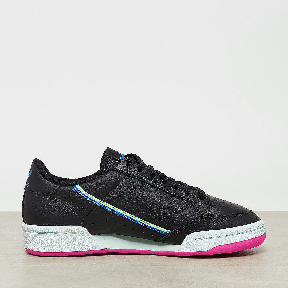 adidas Continental 80 W core black/hi-res yellow/true blue