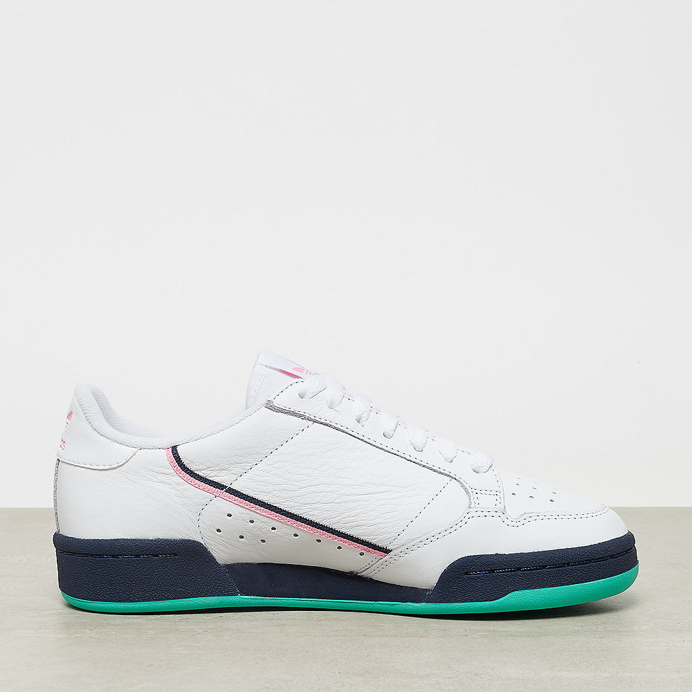 adidas Continental 80 W ftwr white/true pink/collegiate navy