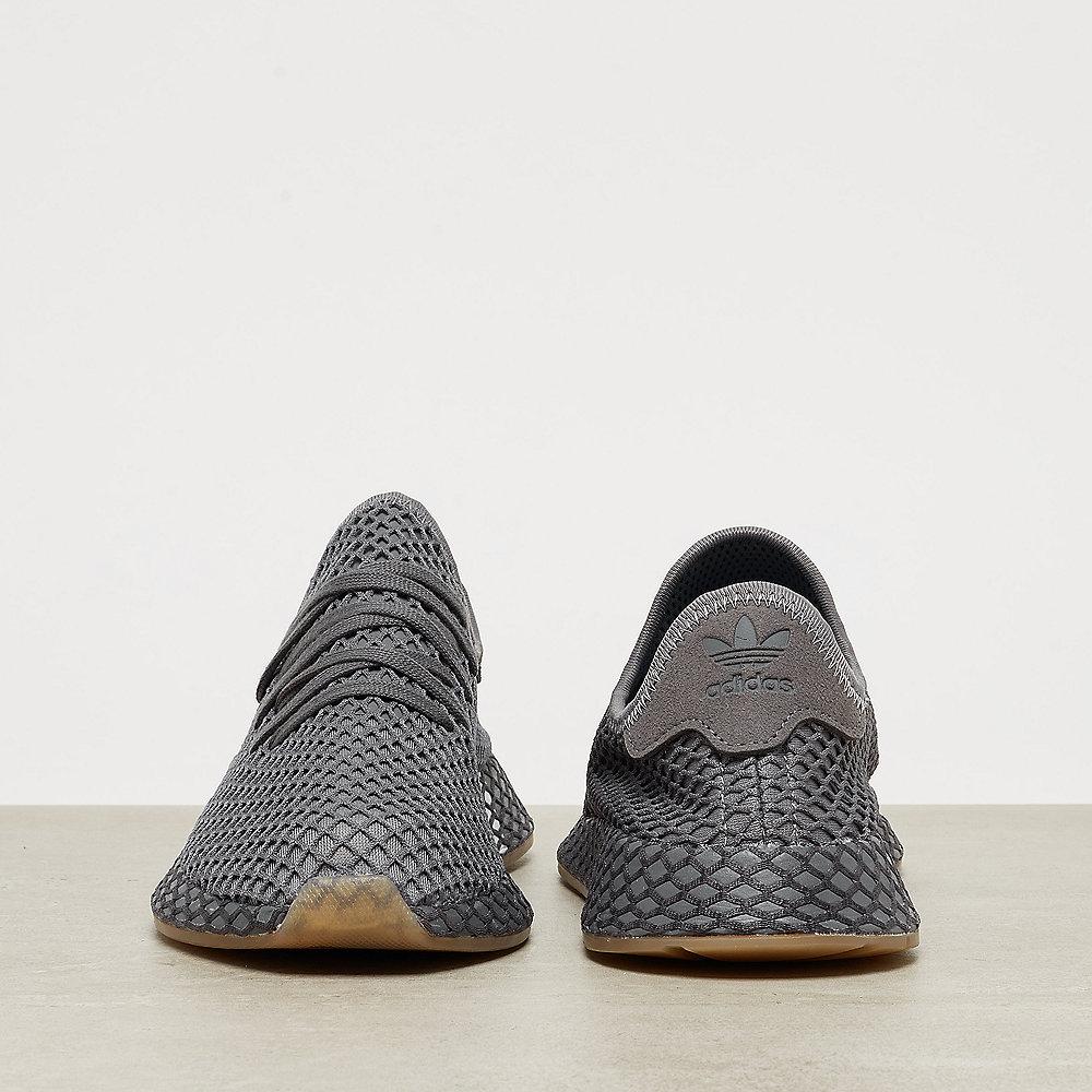 adidas Deerupt Runner B-Side grey five/grey five/solar red
