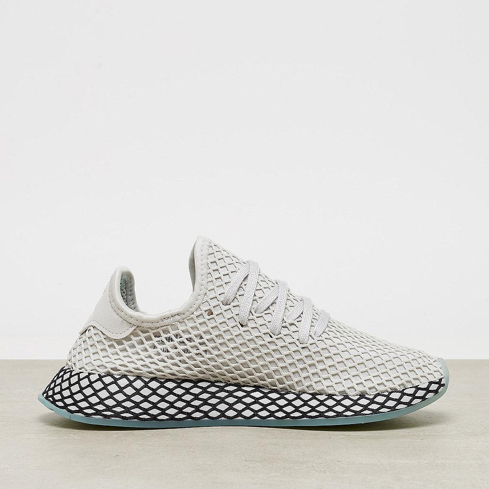 adidas Deerupt Runner grey one/grey one/clear mint