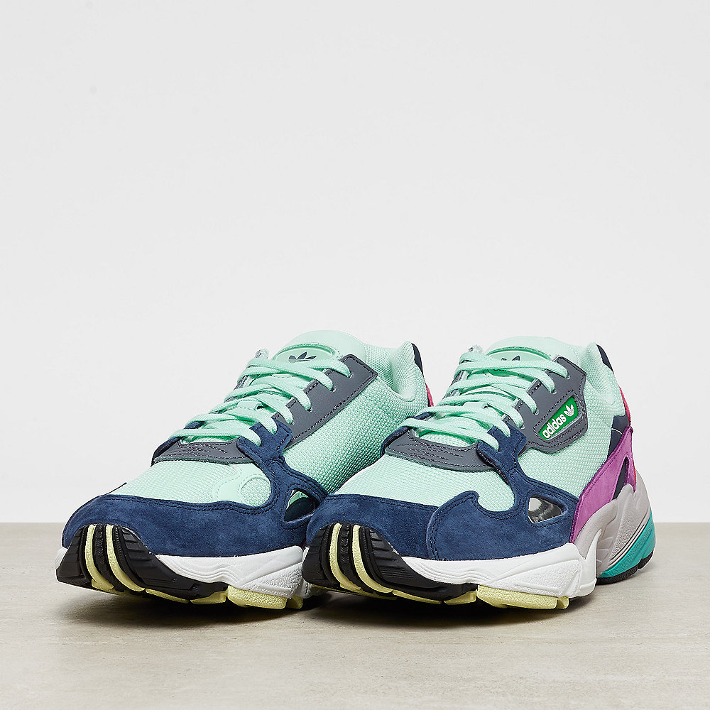 adidas Falcon W clear mint/clear mint/collegiate navy