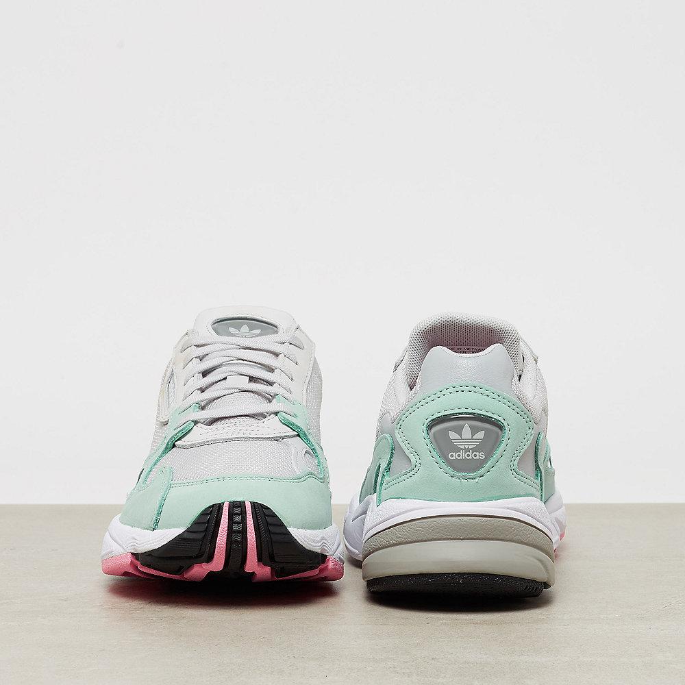 adidas Falcon W grey one/grey one/easy green