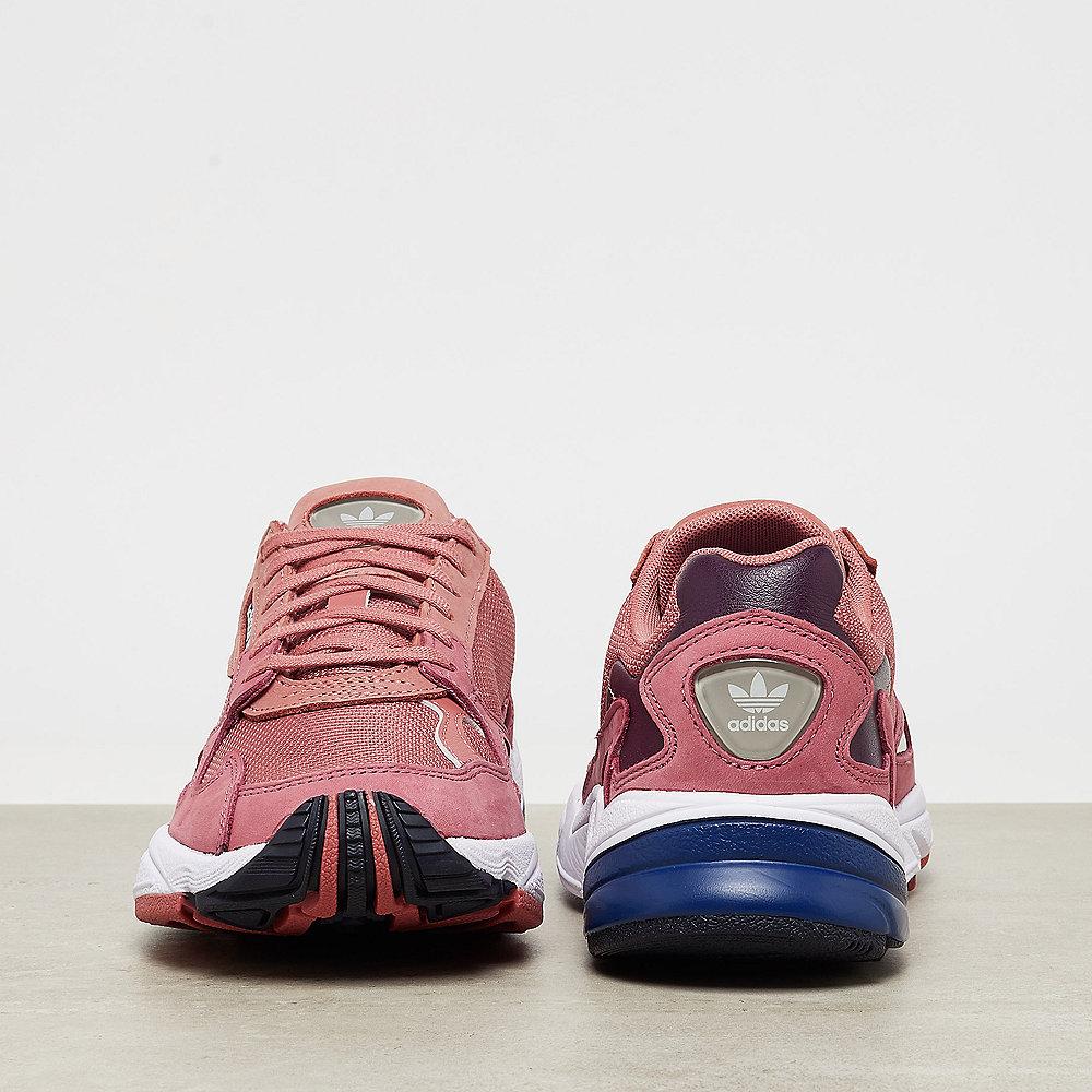0cbeb96b655 adidas Falcon W raw pink dark blue Sneaker