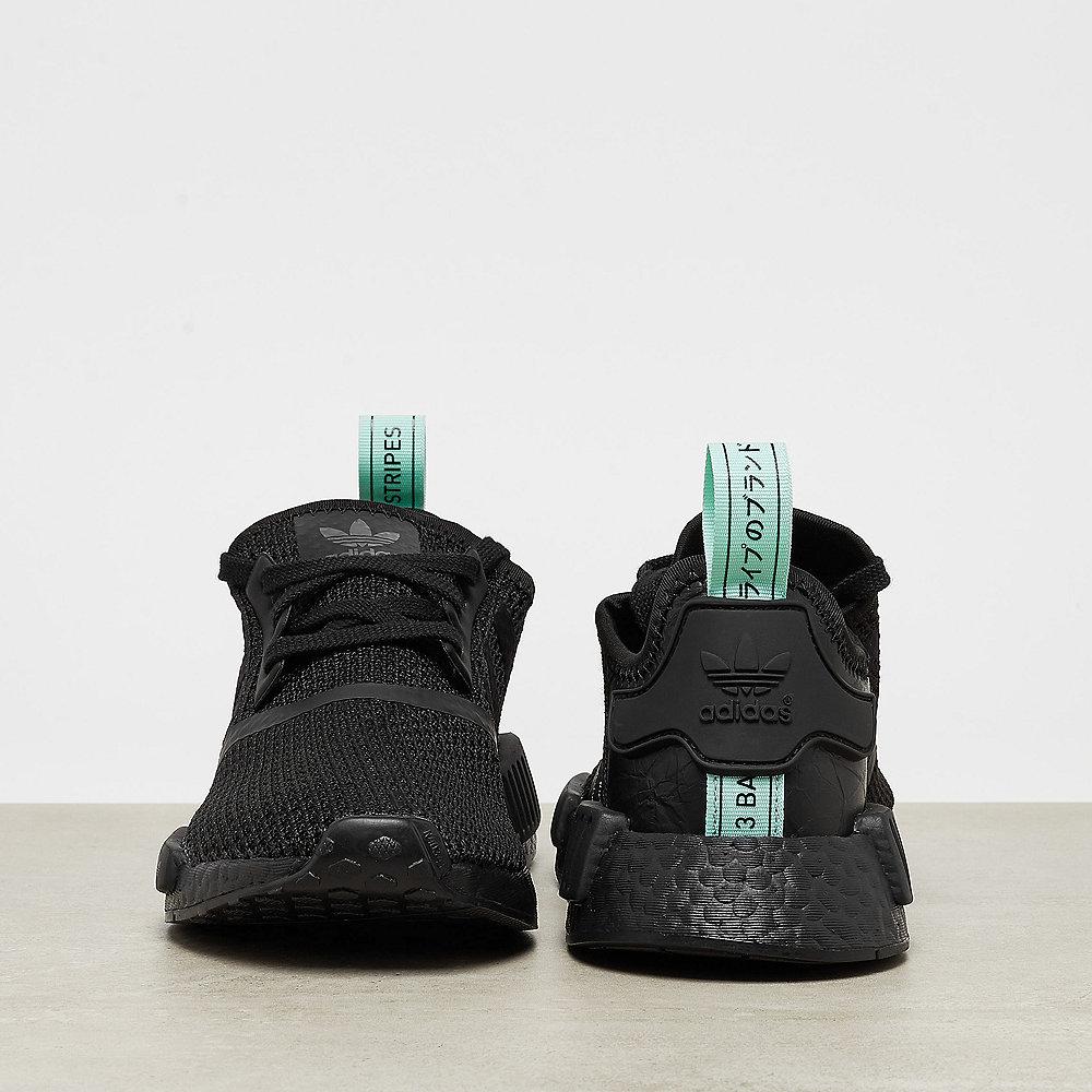 adidas NMD R1 core black/core black/clear mint
