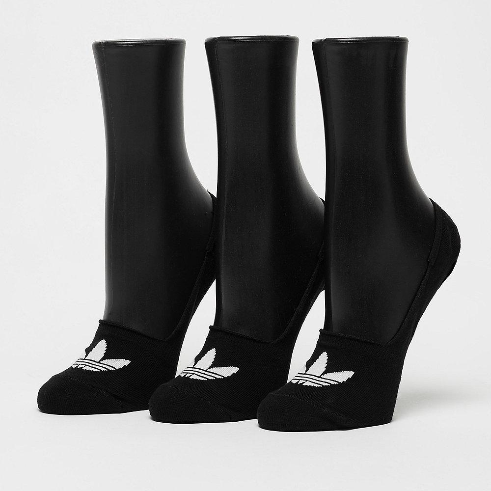 adidas No Show black/white