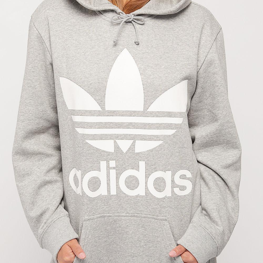 adidas BF TRF Hoodie medium grey heather
