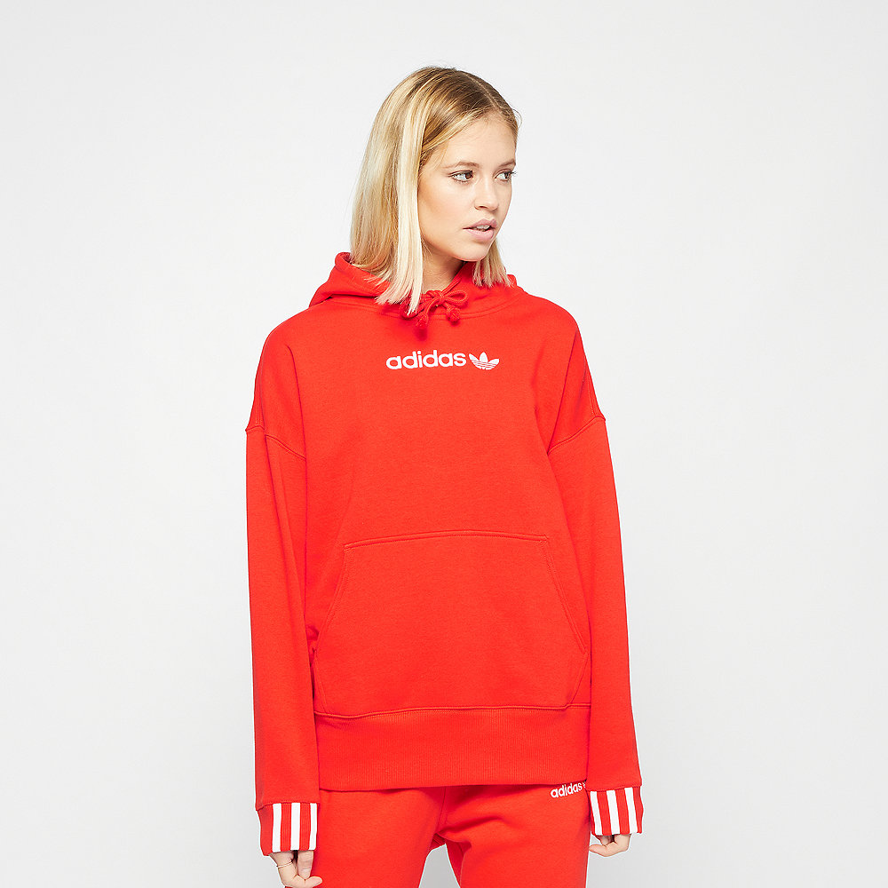 adidas Coeeze Hoodie active red