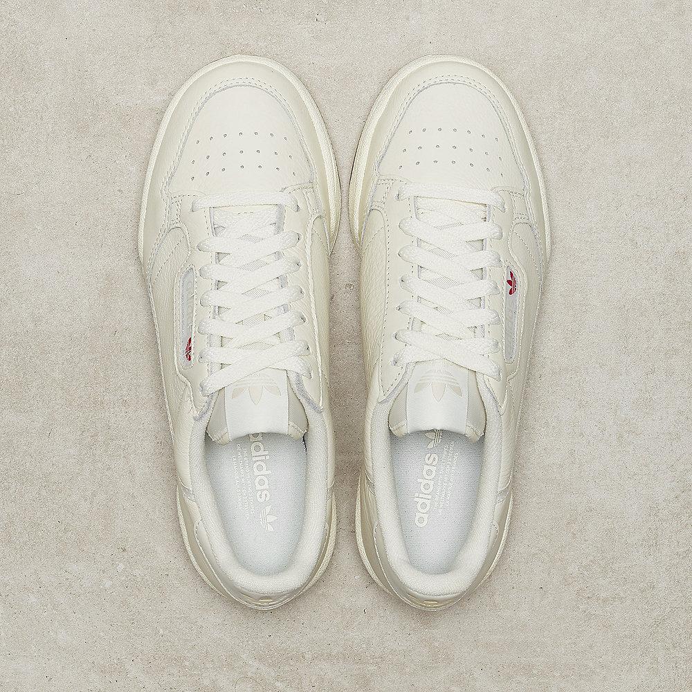 adidas Continental 80 off white/raw white/gum