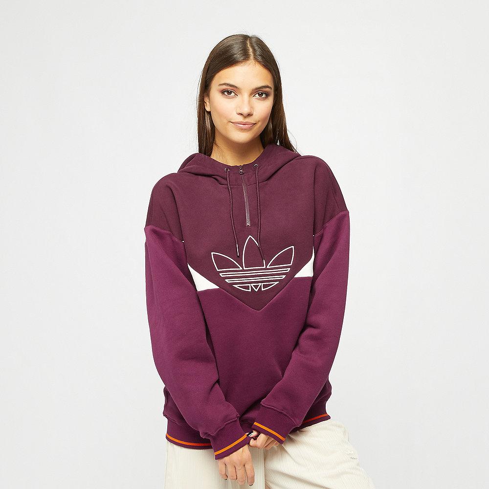 adidas OG Hoodie maroon
