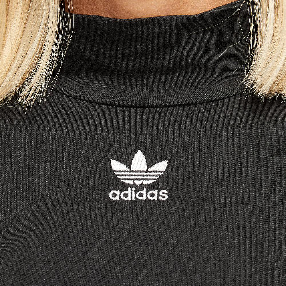 adidas SC Crop Longsleeve Top black