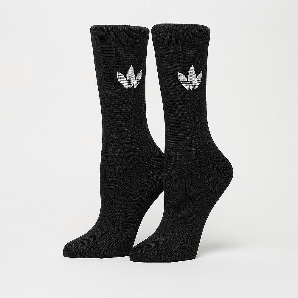 adidas Thin Tref Crew black/white