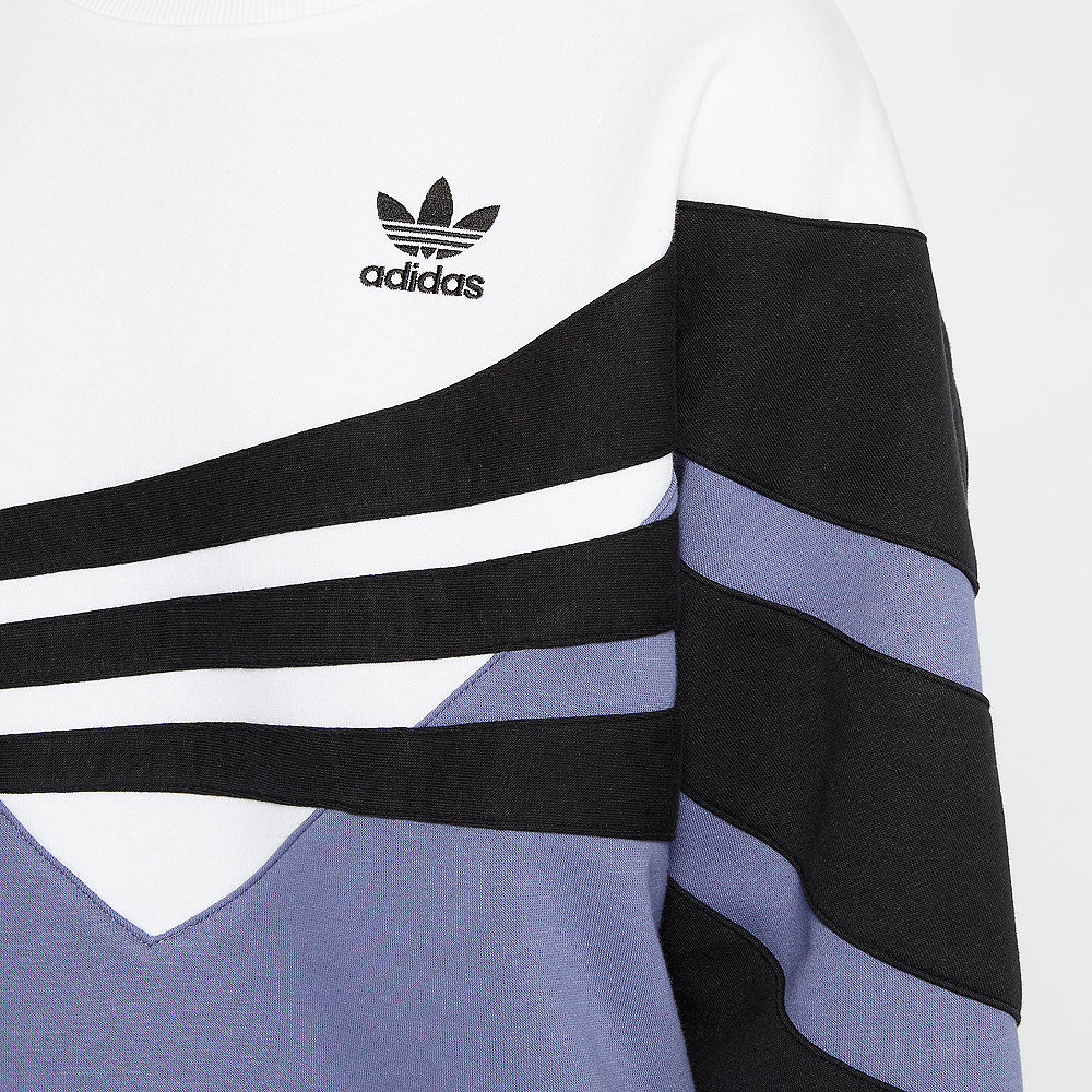 adidas Sweater Purple